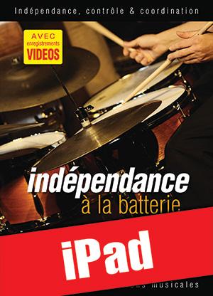 Indépendance à la batterie (iPad)