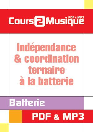 Indépendance & coordination ternaire à la batterie