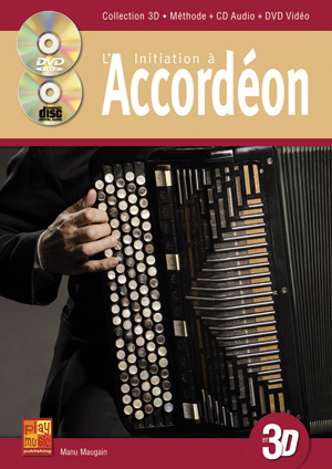 Initiation à l'accordéon en 3D