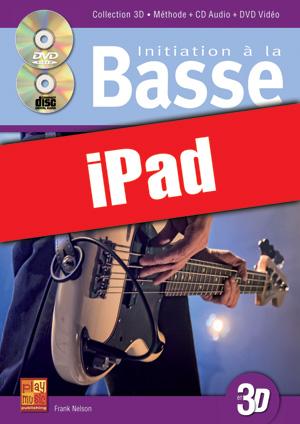 Initiation à la basse en 3D (iPad)