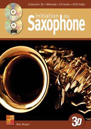 Initiation au saxophone en 3D