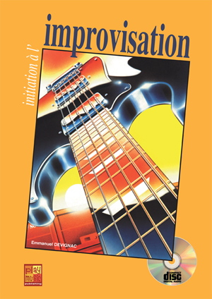 Initiation à l'improvisation à la guitare