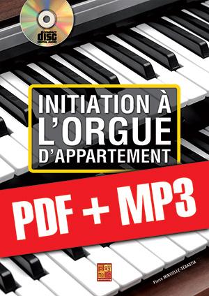 Initiation à l'orgue d'appartement (pdf + mp3)