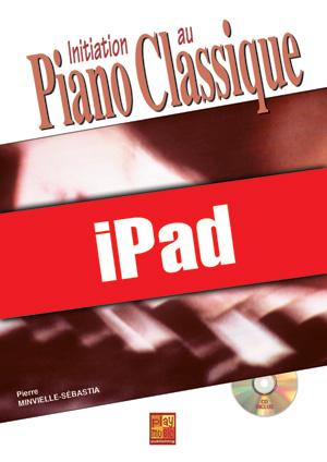 Initiation au piano classique (iPad)
