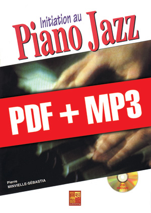 Initiation au piano jazz (pdf + mp3)