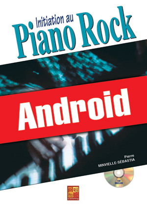 Initiation au piano rock (Android)
