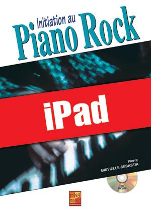 Initiation au piano rock (iPad)
