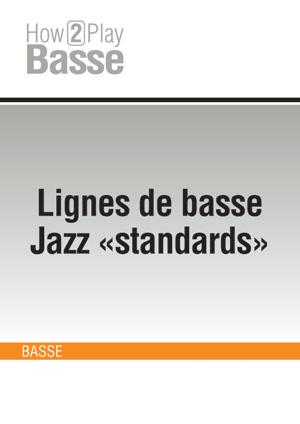Lignes de basse Jazz