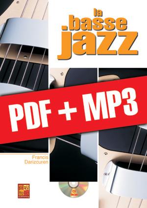 La basse jazz (pdf + mp3)