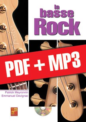 La basse rock (pdf + mp3)