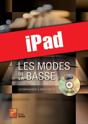 Les modes de la basse (iPad)