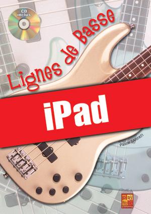 Lignes de basse (iPad)