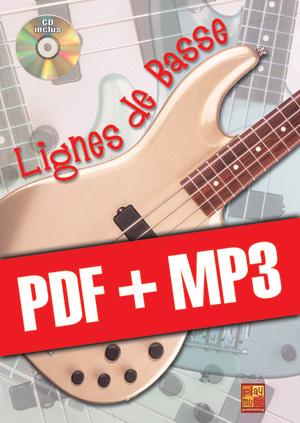 Lignes de basse (pdf + mp3)
