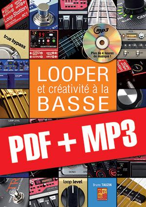 Looper et créativité à la basse (pdf + mp3)