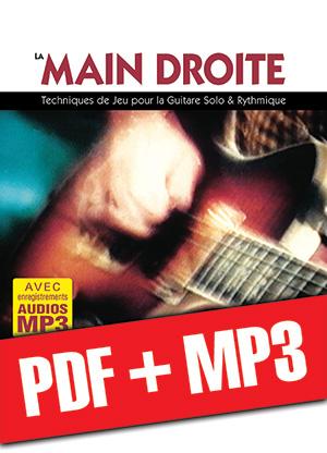 La main droite (pdf + mp3)