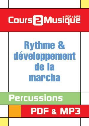 Rythme & développement de la marcha