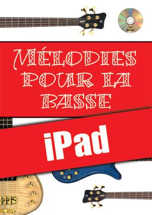 Mélodies pour la basse (iPad)