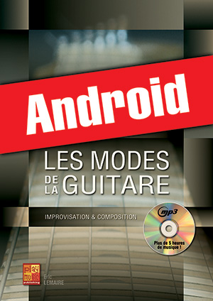 Les modes de la guitare (Android)