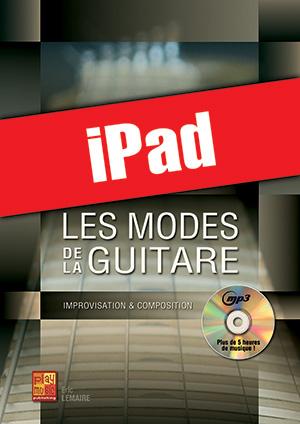 Les modes de la guitare (iPad)