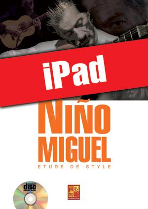 Niño Miguel - Etude de Style (iPad)