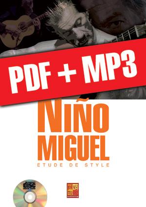 Niño Miguel - Etude de Style (pdf + mp3)