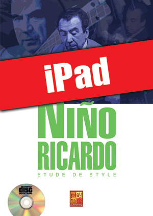 Niño Ricardo - Etude de Style (iPad)