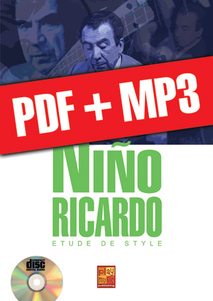 Niño Ricardo - Etude de Style (pdf + mp3)