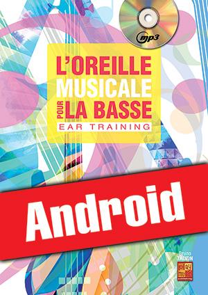 L'oreille musicale pour la basse (Android)