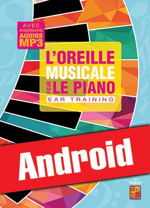 L'oreille musicale pour le piano (Android)