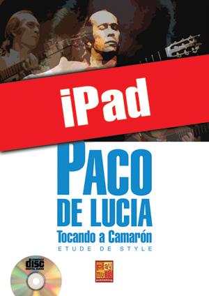 Paco de Lucia - Etude de Style (iPad)