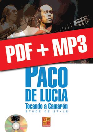 Paco de Lucia - Etude de Style (pdf + mp3)