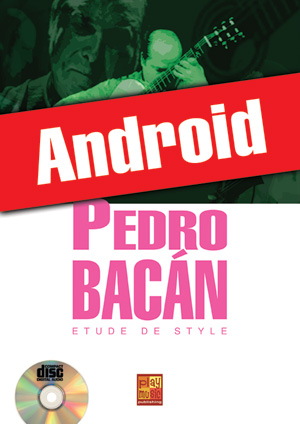 Pedro Bacán - Etude de style (Android)