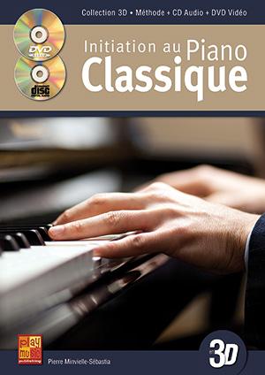 Initiation au piano classique en 3D