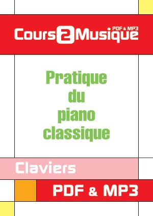 Pratique du piano classique