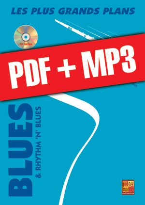 Les plus grands plans du blues (pdf + mp3)