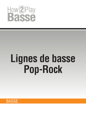 Lignes de basse Pop-Rock