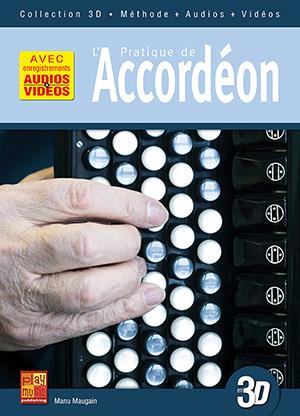 Pratique de l'accordéon en 3D