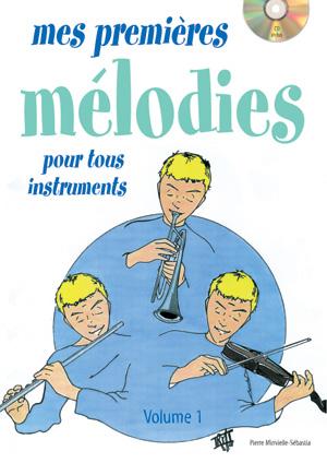 Mes premières mélodies - Tous instruments