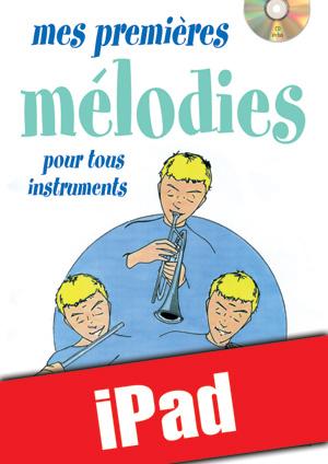 Mes premières mélodies - Tous instruments (iPad)