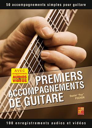 Premiers accompagnements de guitare