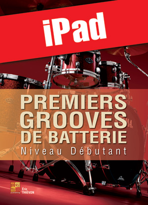 Premiers grooves de batterie (iPad)