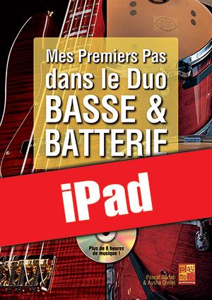 Mes premiers pas dans le duo basse & batterie (iPad)