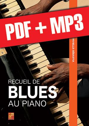 Recueil de blues au piano (pdf + mp3)