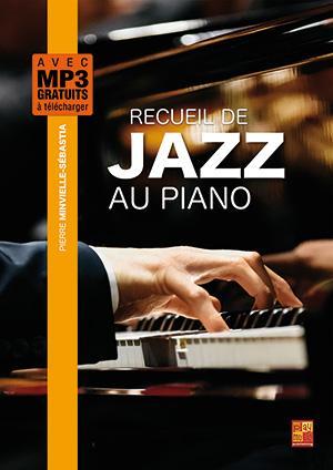 Recueil de jazz au piano