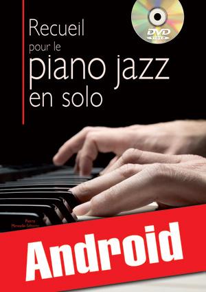 Recueil pour le piano jazz en solo (Android)