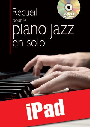 Recueil pour le piano jazz en solo (iPad)