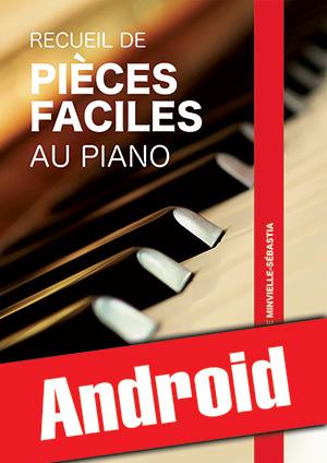 Recueil de pièces faciles au piano (Android)