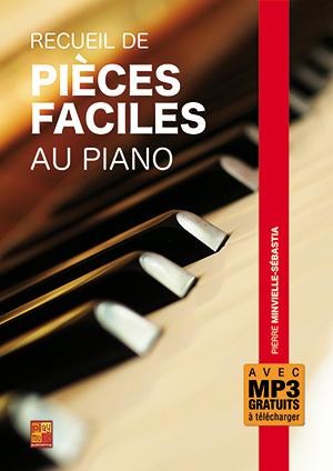 Recueil de pièces faciles au piano