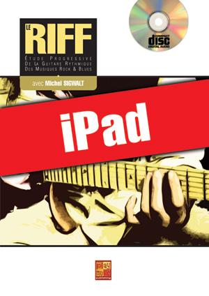 Le riff (iPad)