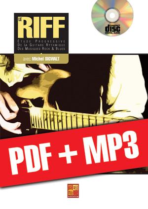 Le riff (pdf + mp3)